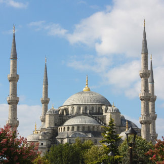 Turkey - Blue Mosque, Istanbul