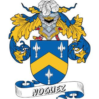 Noguez Family Crest