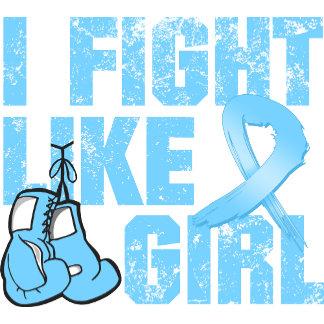 Addisons Disease I Fight Like A Girl (Grunge)