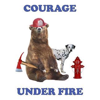 Fireman Courage Under Fire
