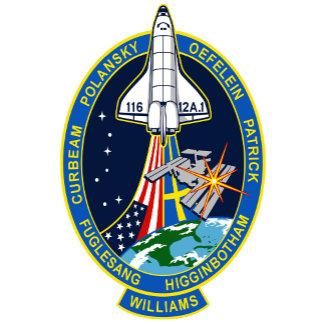 Space Shuttles 114 - 124
