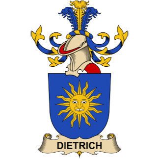 Dietrich Coat of Arms