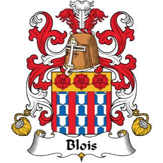 Blois Family Crest
