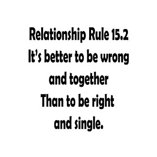 relationship rule 15.2 better to be wrong