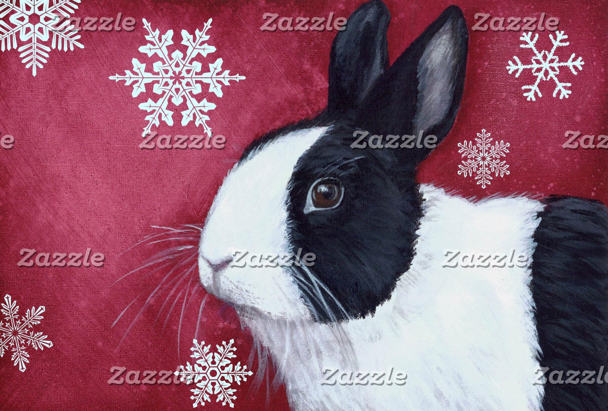 Dutch Bunny's Christmas