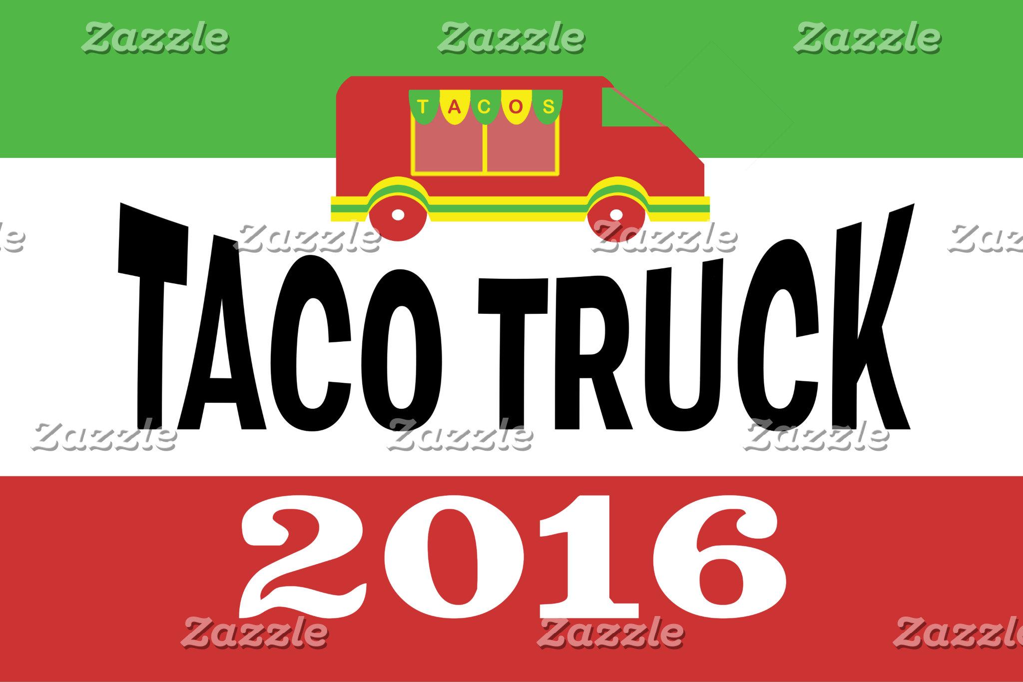 Taco Truck 2016