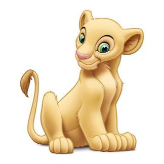 Tje Lion King Nala Sitting