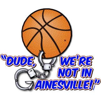 """Dude, We're not in Gainesville!"""