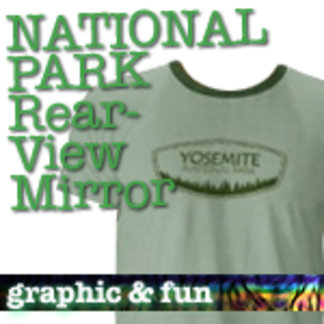 Rear-View Mirror National Park T-Shirts
