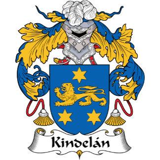 Kindelan Family Crest