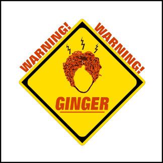 Ginger Alert!