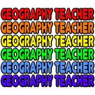 Rainbow Geography Teacher