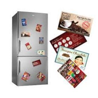 Bizz card magnet