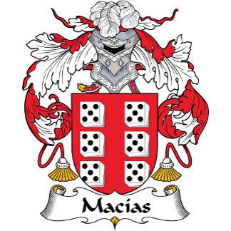 Macias Family Crest
