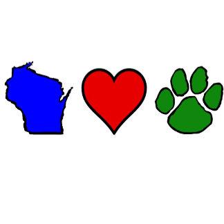 Wisconsin Loves Animals Gear