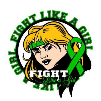 Cerebral Palsy Fight Like A Girl Attitude