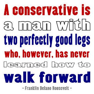 FDR Defines Conservatives