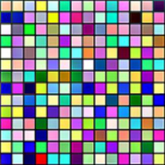 Funky Tiles I
