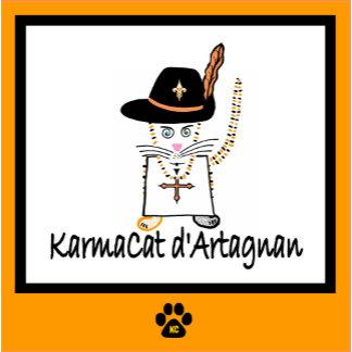 Karma Cat D'Artagnan