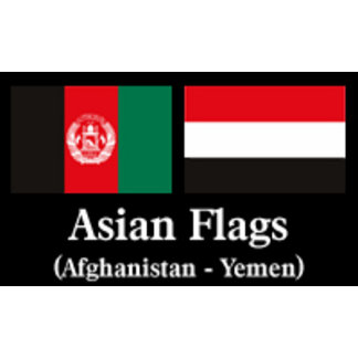 Asian Flags