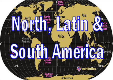 AMERICAS - NORTH, CENTRAL & SOUTH AMERICA