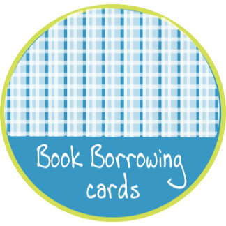 Book Borrowing Cards
