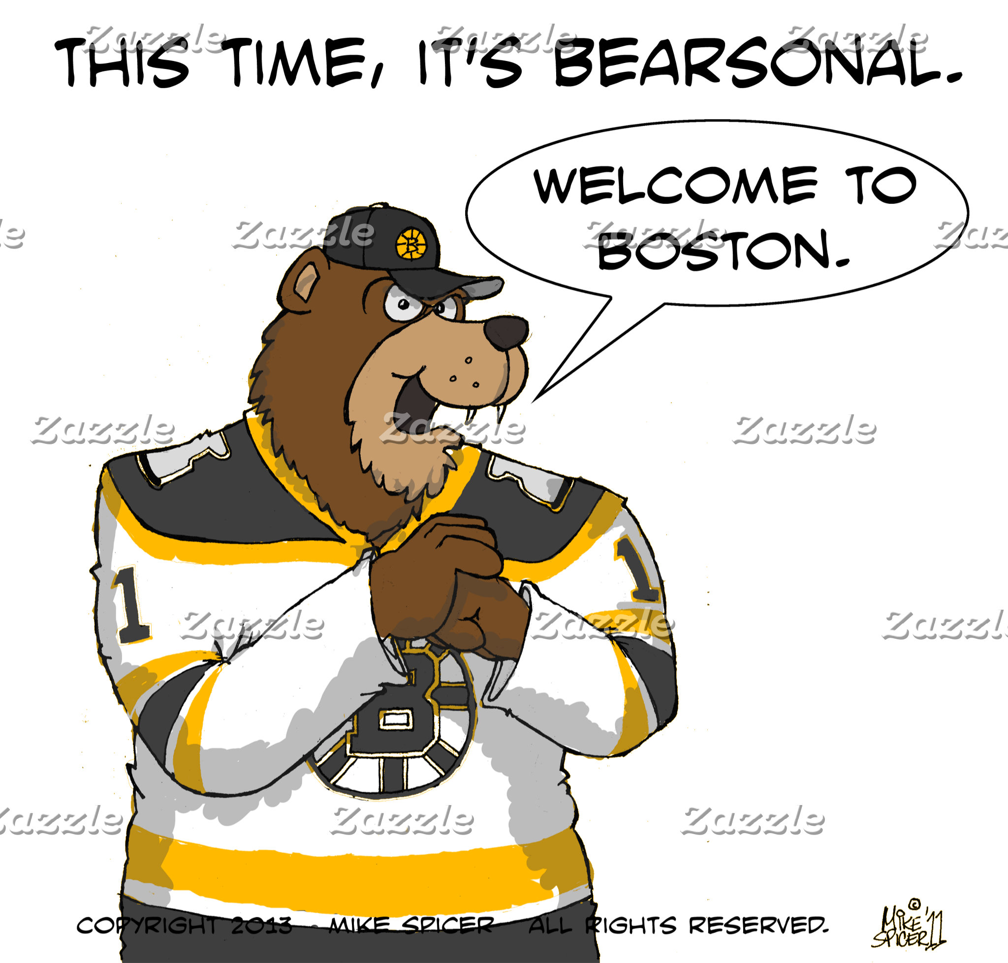 This Time, it's Bearsonal.