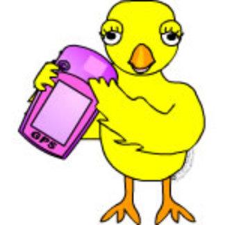 Geocaching Chick