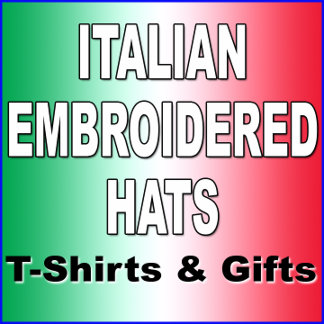 Embroidered Italian Hats