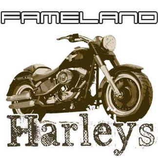 A fistful of Harleys