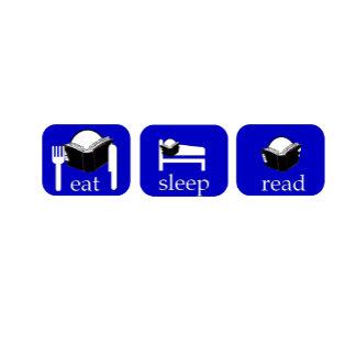 eat sleep read books