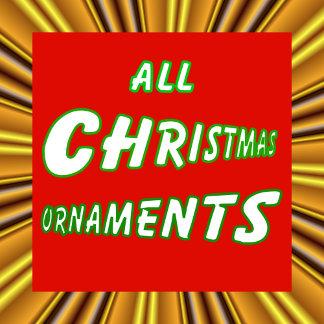Christmas Ornaments 26 items