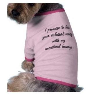 Pet Shirts