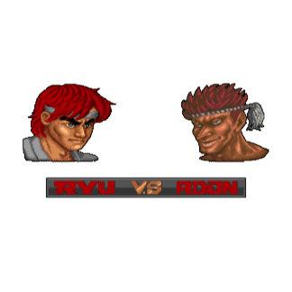 Ryu Vs Adon