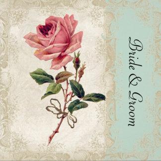 Baroque Style Vintage Rose - Mint
