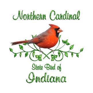 Cardinal Indiana Bird