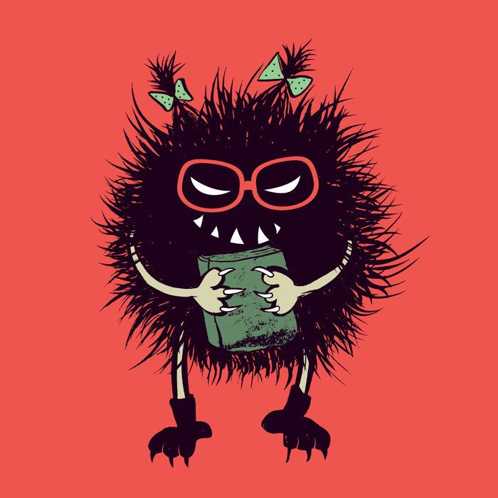 Evil bug student