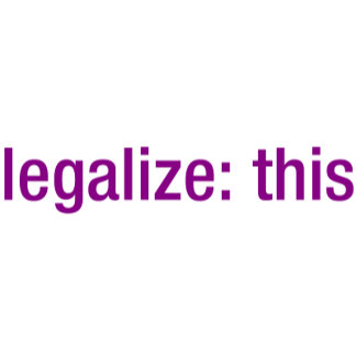 LEGALIZE: this