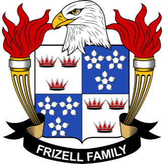 Frizell Coat of Arms