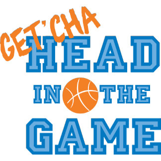 High School Musical Get'cha Head in the Game Logo