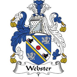 Webster Family Crest