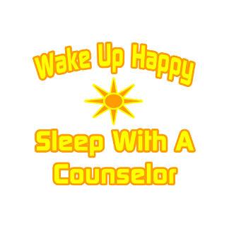Wake Up Happy ... Sleep With a Counselor