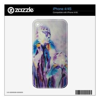 IPHONE 4/4S DECALS/SKINS
