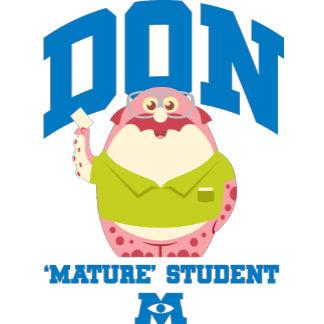 Don Mature Student