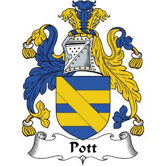 Pott Family Crest