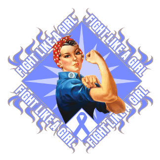 Stomach Cancer Fight Rosie The Riveter