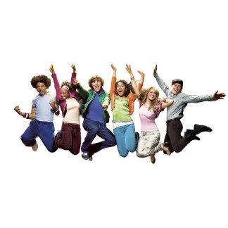 High School Musical Group Shot