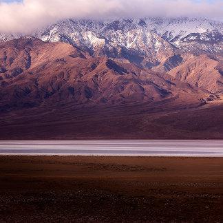 Panamint Range and Badwater Basin