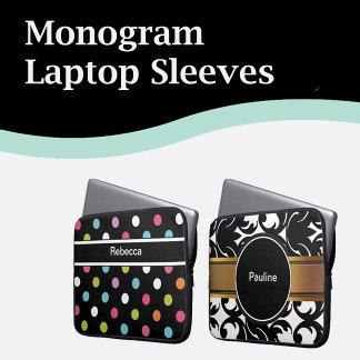 Monogram Laptop Sleeves
