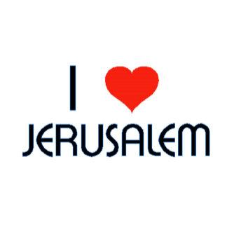 I Heart (Love) Jerusalem
